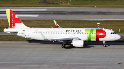 CS-TMW - Airbus A320-214 - TAP Air Portugal