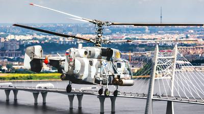 38 - Kamov Ka-29TB - Russia - Navy