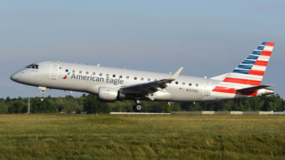 A picture of N137HQ - Embraer E175LR - American Airlines - © DJ Reed - OPShots Photo Team
