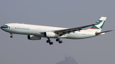 B-LAX - Airbus A330-343 - Cathay Pacific Airways