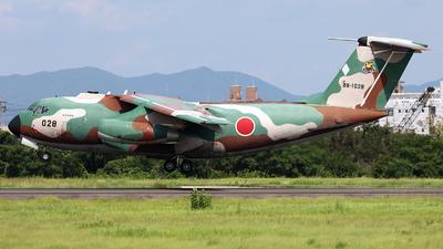 88-1028 - Kawasaki C-1 - Japan - Air Self Defence Force (JASDF)
