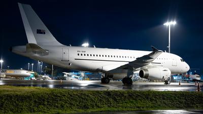 VH-VHP - Airbus A319-132 - Skytraders
