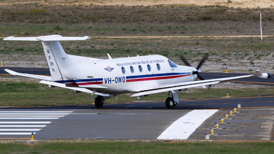 VH-OWQ - Pilatus PC-12/47E - Royal Flying Doctor Service of Australia (Western Operations)