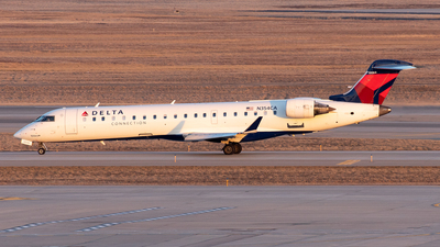 N354CA - Bombardier CRJ-701 - Delta Connection (Endeavor Air)