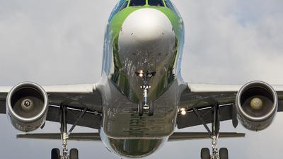 EI-DEI - Airbus A320-214 - Aer Lingus
