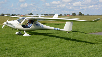 OO-F25 - Pipistrel Sinus - Private