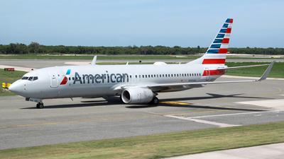 N989AN - Boeing 737-823 - American Airlines