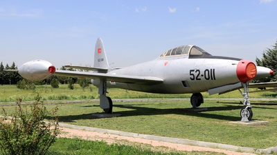 52-3011 - Republic F-84G Thunderjet - Turkey - Air Force