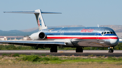 N9409F - McDonnell Douglas MD-83 - American Airlines