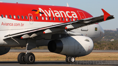 PR-ONP - Airbus A318-121 - Avianca Brasil