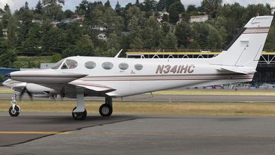 N341HC - Cessna 340A - Private