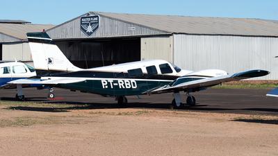 PT-RBD - Piper PA-34-200T Seneca II - Private