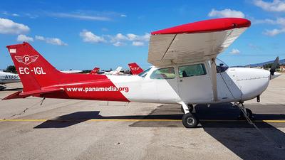 A picture of ECIGL - Cessna 172N Skyhawk -  - © Javier Temes - PMI Plane Spotting