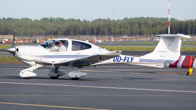 OO-FLY - Diamond DA-40D Diamond Star TDI - Private