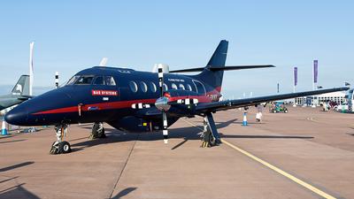 A picture of GBWWW - BAe Jetstream 31 - [614] - © Giorgio Varisco