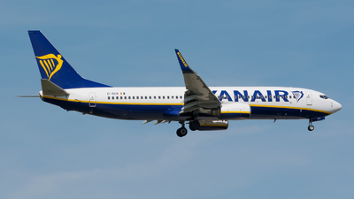 EI-DCN - Boeing 737-8AS - Ryanair