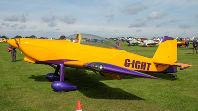 G-IGHT - Vans RV-8 - Private