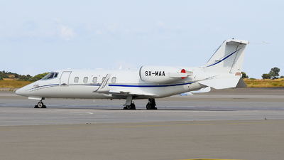 SX-MAA - Bombardier Learjet 60XR - Private