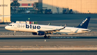 A picture of APBMN - Airbus A321211 - AirBlue - © Jet92