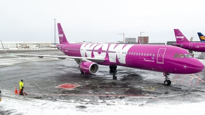 TF-NOW - Airbus A321-211 - WOW Air