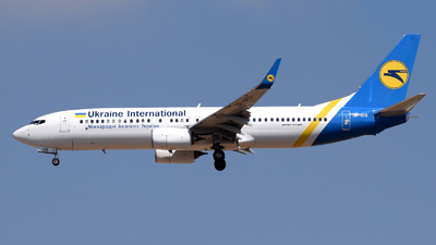 UR-UID - Boeing 737-8KV - Ukraine International Airlines
