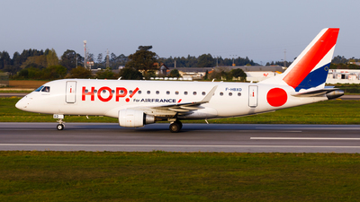 F-HBXD - Embraer 170-100STD - HOP! for Air France