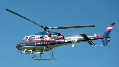 OE-BXD - Eurocopter AS 355N Ecureuil 2 - Austria - Ministry of Interior