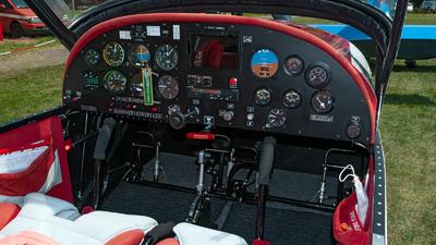 I-8257 - Evektor EV-97A Eurostar - Private