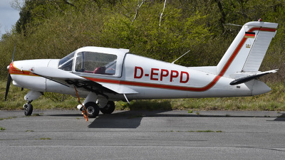 D-EPPD - Socata MS-880B Rallye 100T - Private