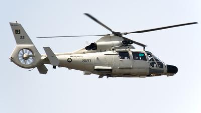 22 - Harbin Z-9EC Haitun - Pakistan - Navy