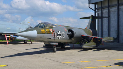 21-52 - Lockheed F-104G Starfighter - Germany - Air Force