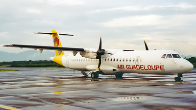 F-OGXF - ATR 72-212 - Air Guadeloupe