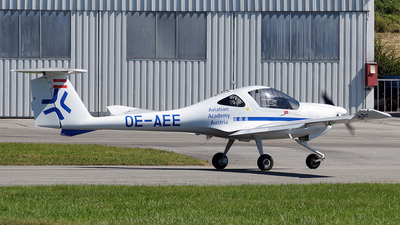 OE-AEE - Diamond Aircraft DV-20 E - Aviation Academy Austria