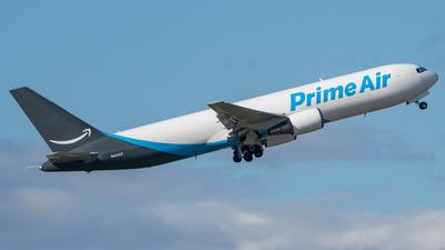 A picture of N433AZ - Boeing 767381(ER)(BCF) - Air Transport International - © ne.planespotter