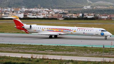 EC-LJS - Bombardier CRJ-1000 - Iberia Regional (Air Nostrum)