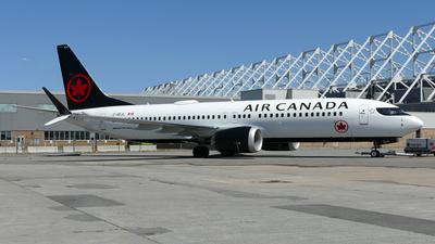 C-GEJL - Boeing 737-8 MAX - Air Canada