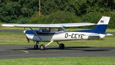 D-EEYE - Reims-Cessna F150L - Fliegerclub Nuernberg