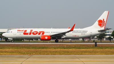 HS-LVI - Boeing 737-9GPER - Thai Lion Air