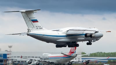 RF-76549 - Ilyushin IL-76MD - Russia - Air Force