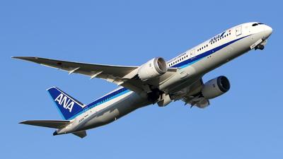JA830A - Boeing 787-9 Dreamliner - All Nippon Airways (ANA)