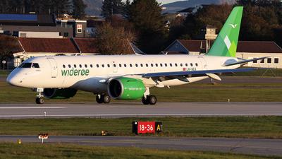 LN-WEA - Embraer 190-300STD - Widerøe