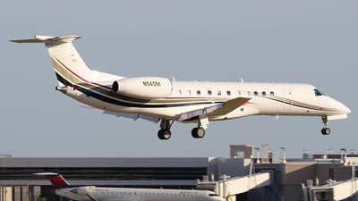 N540M - Embraer ERJ-135LR - Private