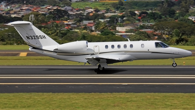 N329SH - Cessna 525 Citation CJ4 - Private