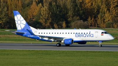 A picture of EW554PO - Embraer E175LR - Belavia - © Ivan Goreza