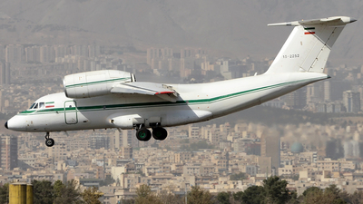 15-2252 - Antonov An-74-200 - Iran - Revolutionary Guard
