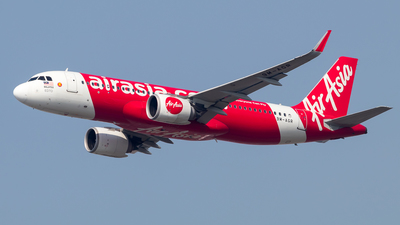A picture of 9MAGR - Airbus A320251N - AirAsia - © Tommy.L