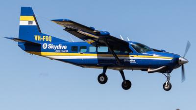 A picture of VHFGQ - Cessna 208 Caravan I - [20800251] - © Clinton_vern