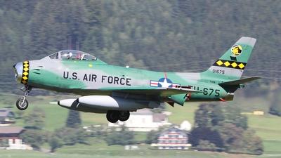F-AYSB - Canadair CL-13B-6 Sabre - Private