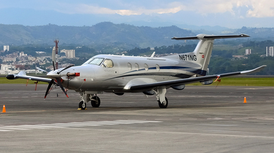 N671NG - Pilatus PC-12/47E - Private