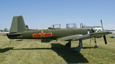 N147M - Nanchang CJ-6A - Private